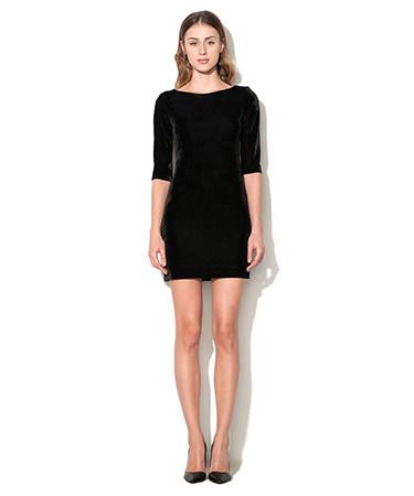Rochie catifea Zee Lane FashionDays