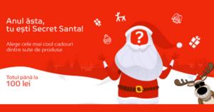 Secret Santa la eMAG iti ofera idei de cadouri ieftine
