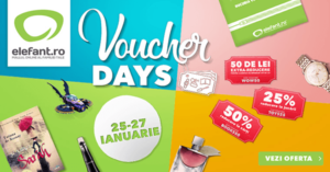Campanie Voucher Days Elefant