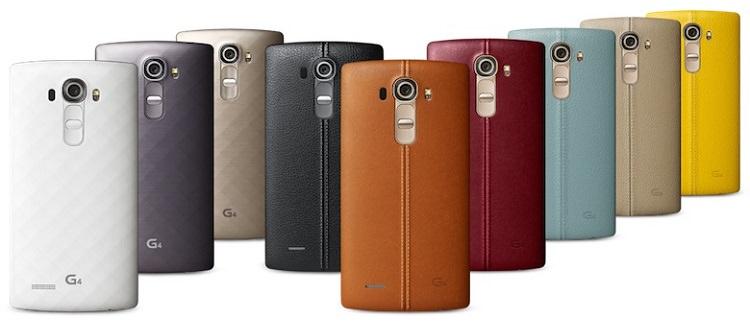 Culori LG G4