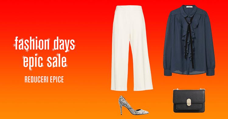 Epic Sale FashionDays ianuarie 2017 femei