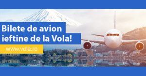 Bilete avion ieftine de la Vola in lunile ianuarie si februarie