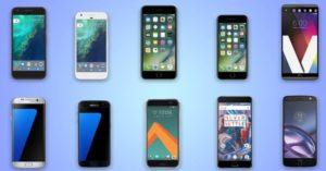 Pentru ce modele lansate in anii trecuti sa asteptam reduceri la telefoane in 2017