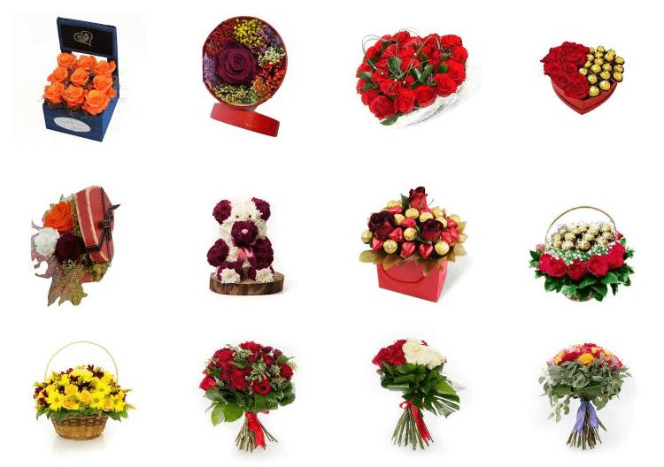 Aranjamente flori online eMAG