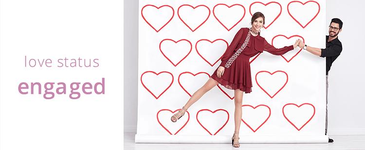 Oferte Valentine's Day FashionDays