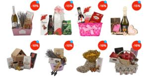Cosuri cadou de Valentine's Day in oferta de la eMAG