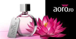 Oferte parfumuri Aoro – branduri renumite, la pret mai bun