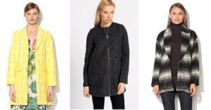 Modele la moda de paltoane dama in marimi mari din magazinele online