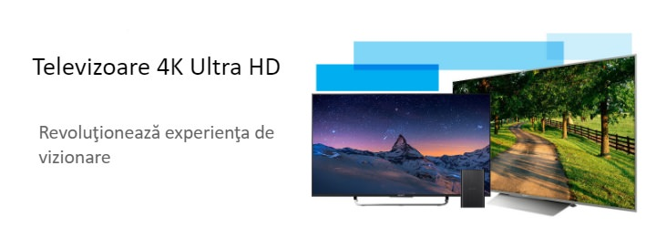 Televizoare Ultra HD 4K