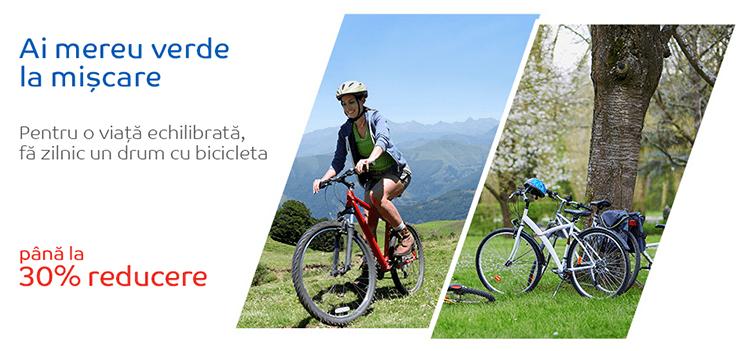eMAG reduceri biciclete