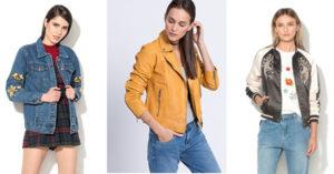 Geci de primavara pentru femei in oferta magazinelor online