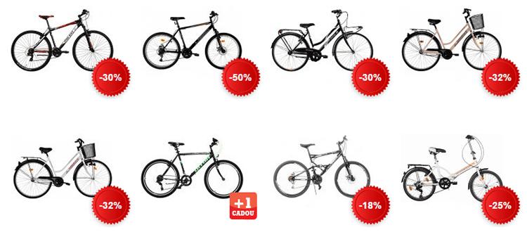 Oferta eMAG reduceri biciclete