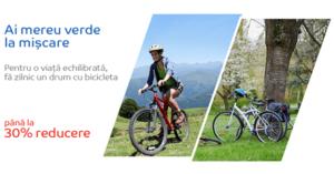 Reduceri biciclete eMAG