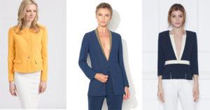 Sacouri dama in oferta online pentru un look elegant fara efort