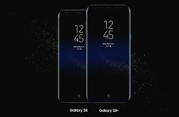 Samsung Galaxy S8 si S8 Plus