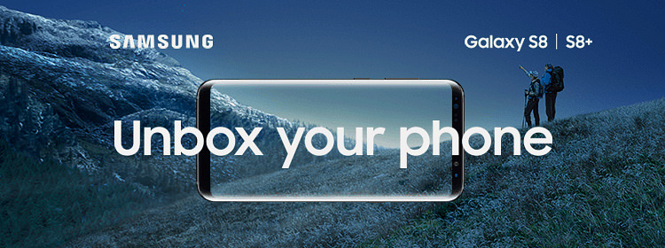 Samsung Unbox your phone
