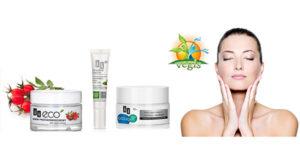 Cosmetice naturale de la Vegis pentru ingrijire de la natura