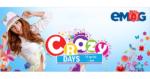 Crazy Days din 25 aprilie – 1 mai la eMAG – pregateste-te de reduceri nebune!