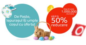 Oferte de Paste 2017 de la eMAG – reduceri de pana la 50% la mii de produse