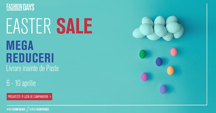 Easter Sale la FashionDays