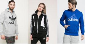 Trening Adidas pentru femei, barbati si copii in oferta magazinelor online