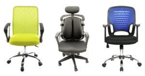 Scaune de birou comode pentru pentru un corp mai sanatos