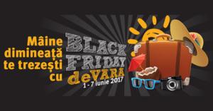 Black Friday de vara 2017 la Altex deschide cu stil noul sezon