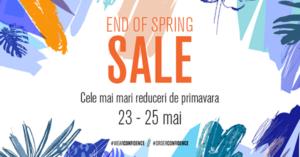 End of Spring Sale la FashionDays – reduceri masive timp de 3 zile