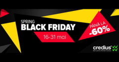 Campanie Spring Black Friday 2017 la evoMAG
