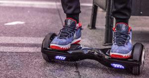Oferte pentru un hoverboard ieftin in magazinele online din Romania