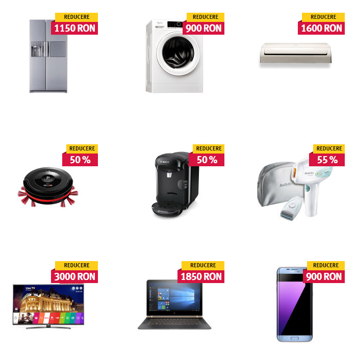 Oferte Black Friday de vara 2017 la Altex