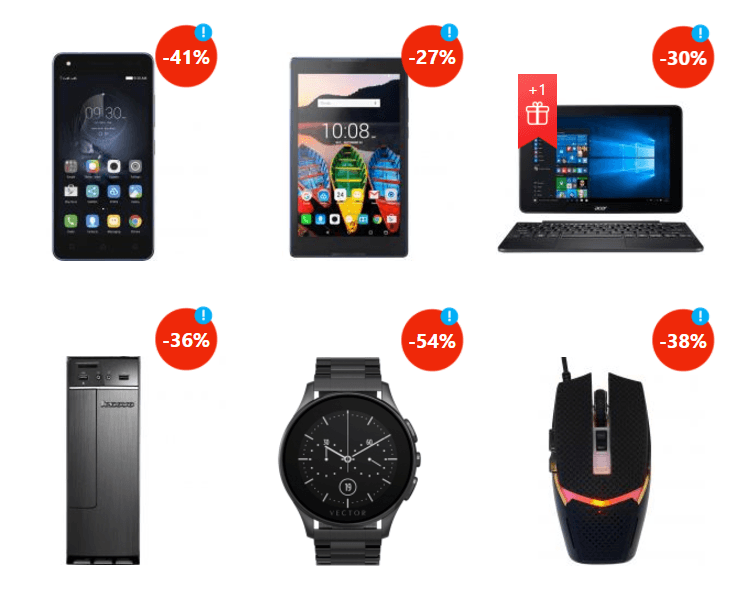 Oferte IT & Mobile Days din 15 - 21 mai 2017