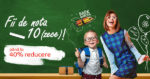 Back to School 2017 la eMAG – reduceri pentru elevi de nota zece