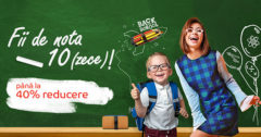 Campanie Back to School 2017 la eMAG