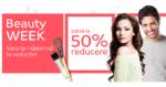Beauty Week din august 2017 la eMAG – preturi cu pana la -50% mai mici