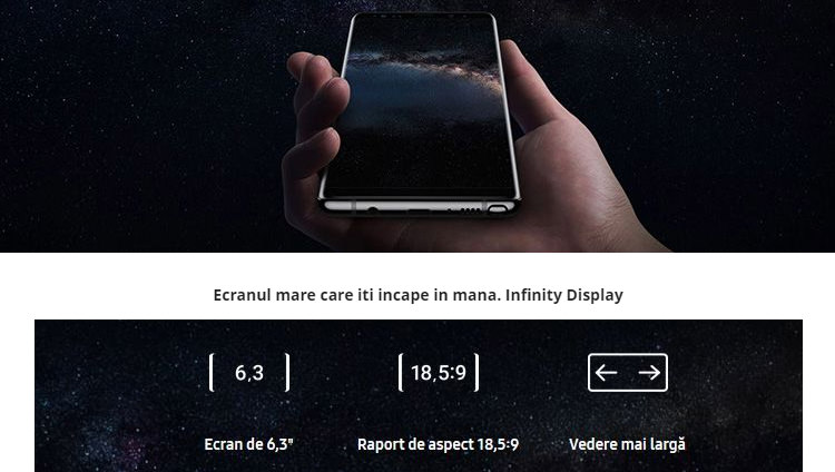 Ecran Infinity Display Samsung Galaxy Note 8