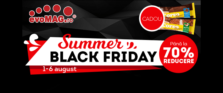 Summer Black Friday 2017 la evoMAG