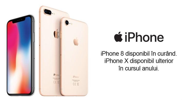 iPhone 8 la eMAG