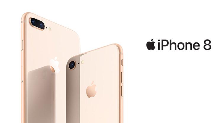 Apple iPhone 8 iPhone 8 Plus