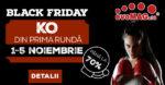 Prima runda de evoMAG Black Friday 2017 face K.O. preturile