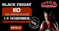 evoMAG Black Friday 2017 prima runda