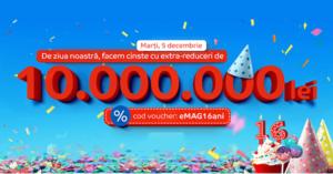 Campanie Ziua eMAG 2017