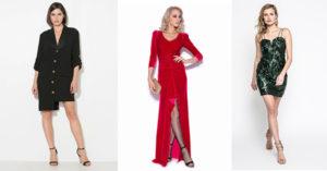12 rochii de ocazie perfecte pentru noaptea de Revelion