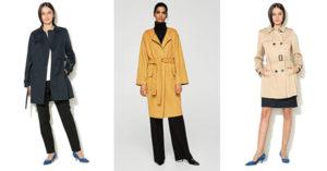 Modele de trench de dama in oferta magazinelor online
