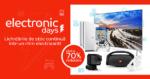 Electronic Days din 26 februarie – 4 martie la eMAG – reduceri de pana la -70%