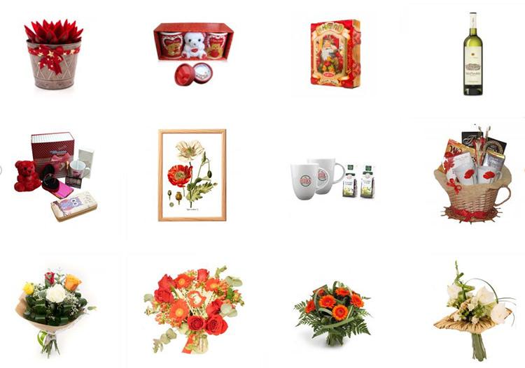 Aranjamente florale cadouri eMAG