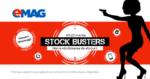 eMAG Stock Busters 20-22 martie 2018 – hai la vanatoarea de stocuri!
