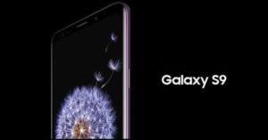comanda Samsung Galaxy S9 si S9 Plus