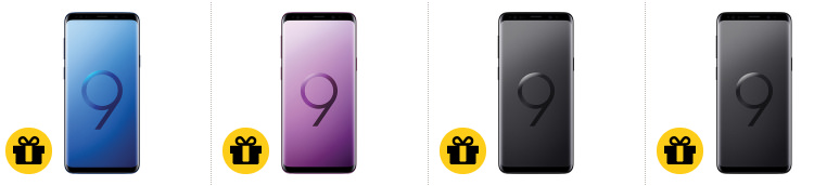 Comanda Samsung Galaxy S9 si S9 Plus Altex
