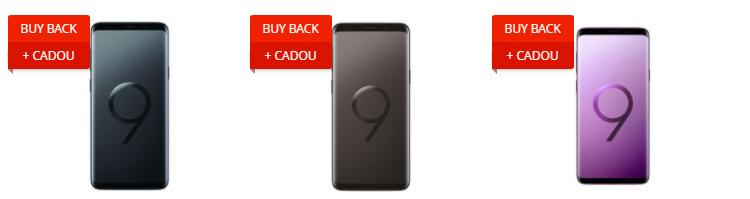 Comanda Samsung Galaxy S9 si S9 Plus eMAG